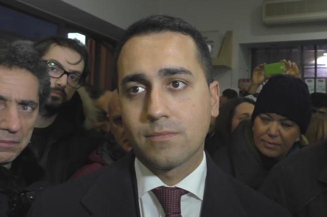 Luigi Di Maio: «Democratici e Progressisti? I partitini cercano il 3% e 10/16 seggi» | VIDEO