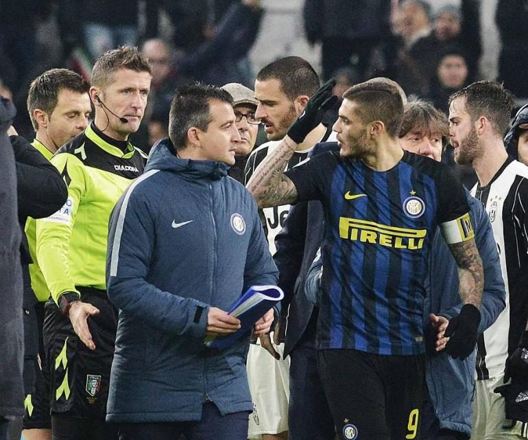 Juventus-Inter, si esprime Rizzoli: