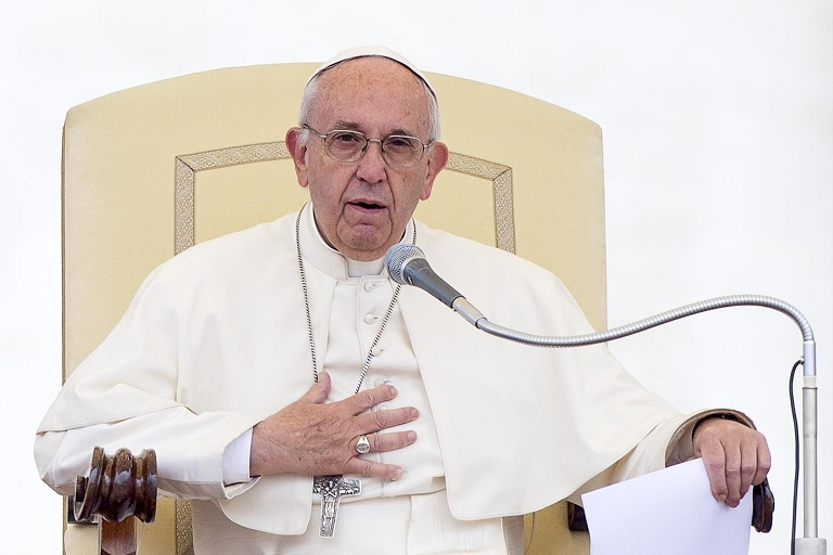 Pedofilia, Papa Francesco: