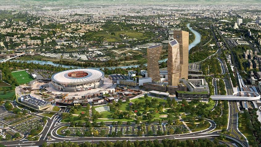 Stadio Roma, ma c'è davvero il rischio idrogeologico di cui parlano Beppe Grillo e M5S?