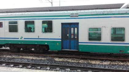 stupro treno