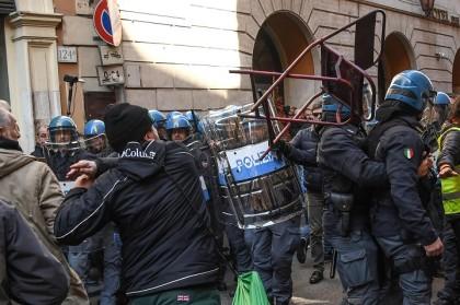 tassisti protesta