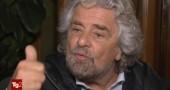 Beppe Grillo esulta: «M5S primo partito in Italia», e sfotte Renzi per Bob