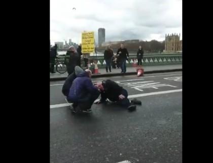 attentato londra ponte westminster