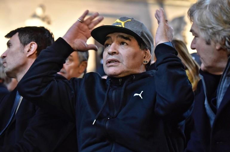 'Ballando con le stelle': salta la presenza di Maradona