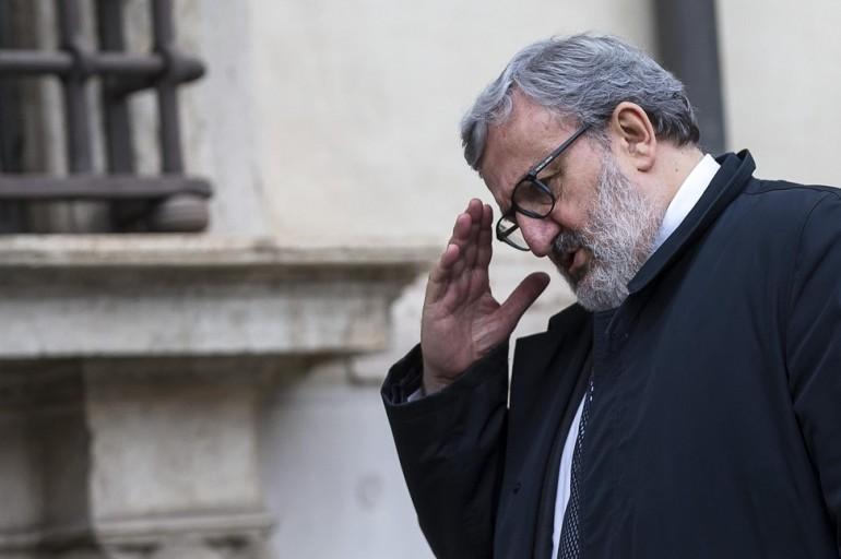Consip: Michele Emiliano ascoltato come testimone