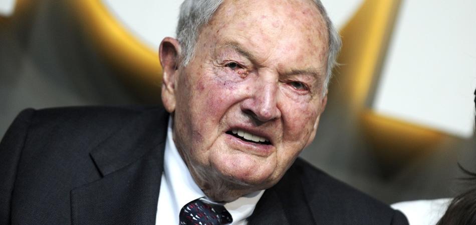 David Rockefeller morto