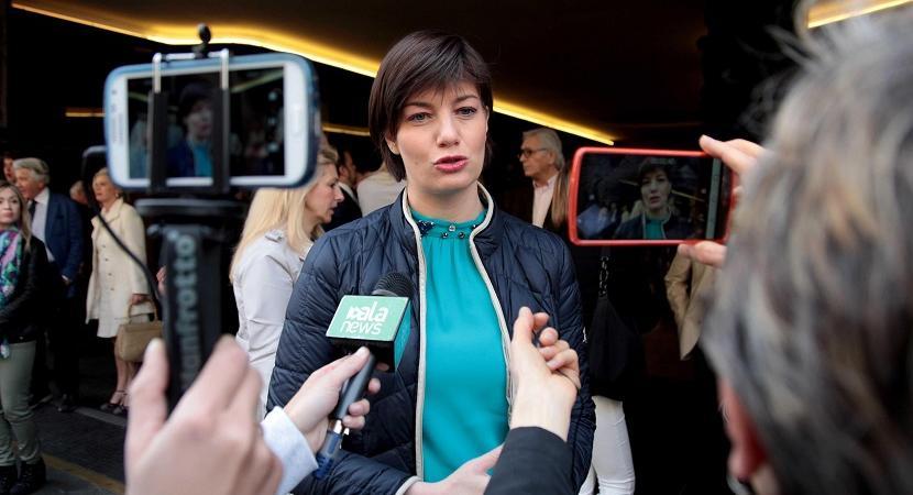 Lara Comi stalker