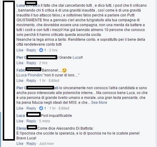 Beppe Grillo ci mette la faccia