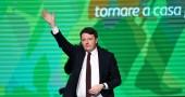 E il numero di Matteo Renzi dalla chat di Whatsapp finì online