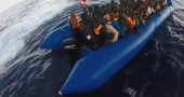 Migranti, tutti i numeri del boom di sbarchi in Italia nel 2017