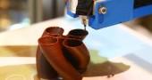 L'ingegnere-chef che cucina con la stampante 3D