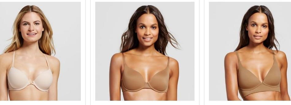target color nude