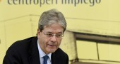 Paolo Gentiloni: Errore dividere l'Italia su referendum, cancellate norme su voucher e appalti