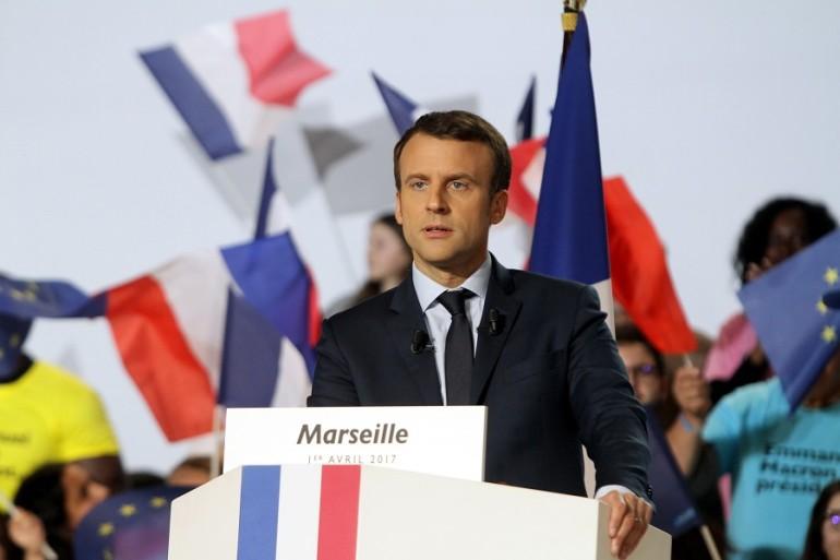Elezioni Francia 2017