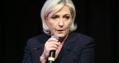 Marine Le Pen e i possibili effetti dell'attentato di Parigi sulle presidenziali