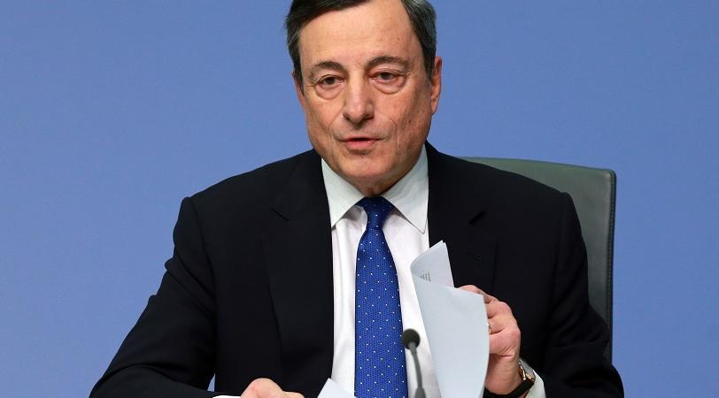 Mario Draghi inflazione