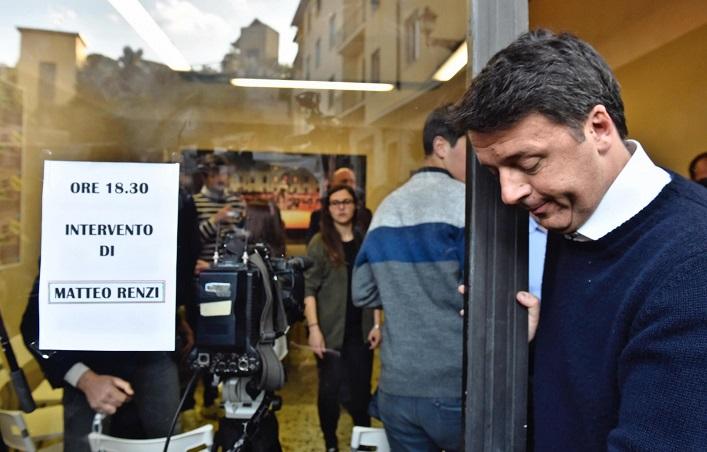 Francia, Renzi: Macron può dare forza a chi vuole cambiare Ue