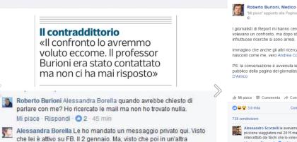 Burioni Report
