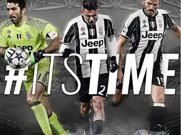 Juventus vittoria Champions League