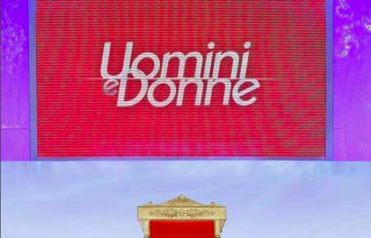 Uomini e Donne Simone fonico