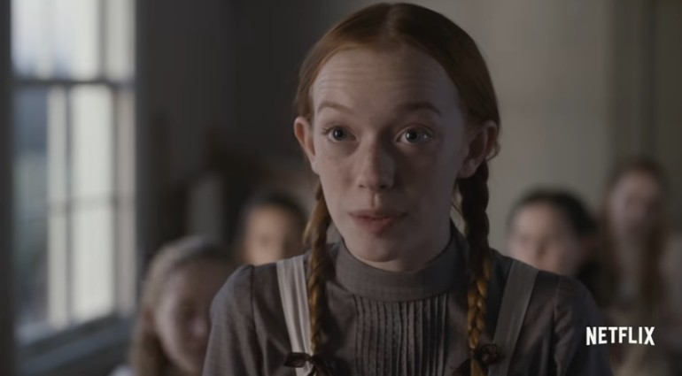 Anne: Netflix presenta il trailer della serie su Anna dai capelli rossi