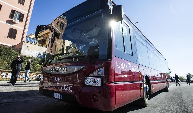 bus senza biglietto