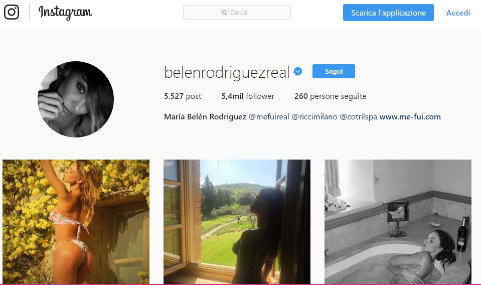 Andrea Iannone regala a Belen Rodriguez la sorpresa di Pasqua più bella