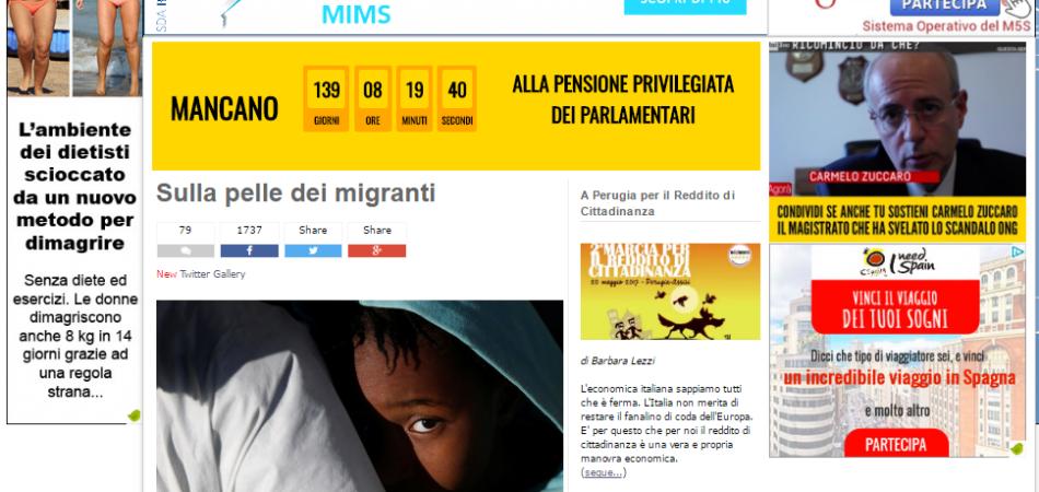 Migranti ong
