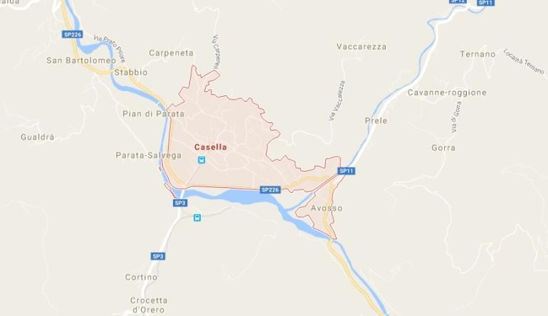 Incendio di Casella, il piccolo Giuseppe è in condizioni disperate