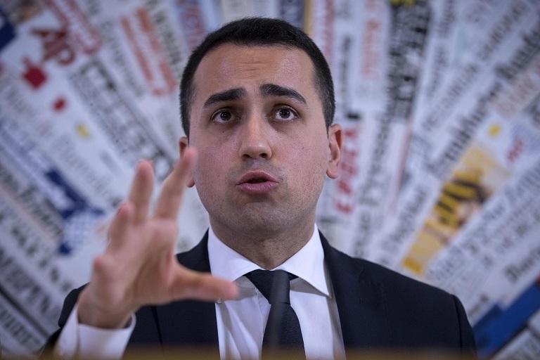 Di Maio dimesso dal Gemelli dice che non mollerà di un millimetro