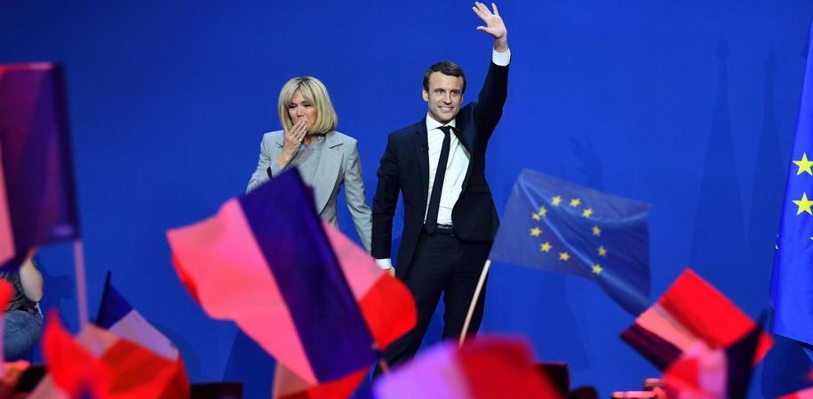 Macron Le Pen presidenziali