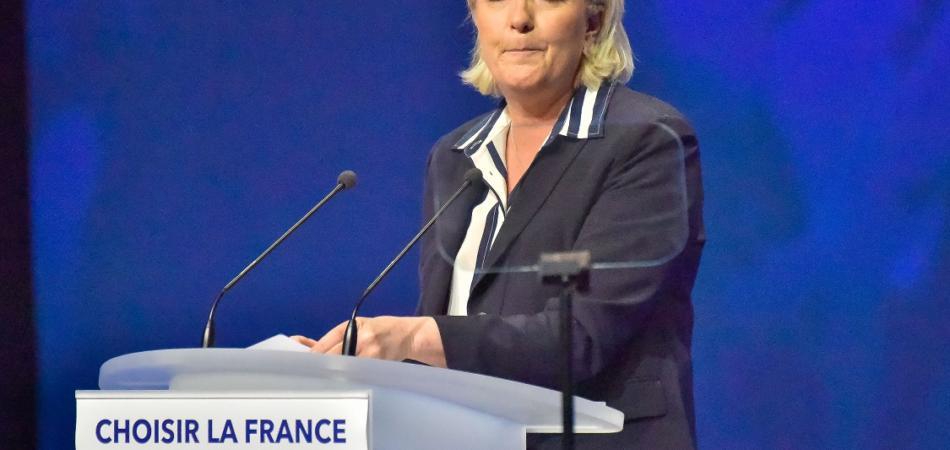 Le Pen euro