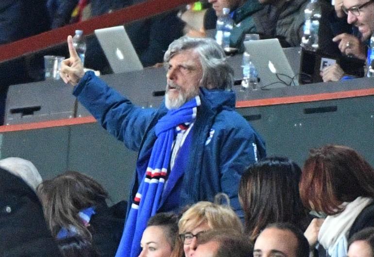 Crac Livingston, Ferrero non è più il presidente della Sampdoria