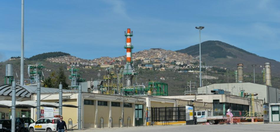 inchiesta petrolio Basilicata