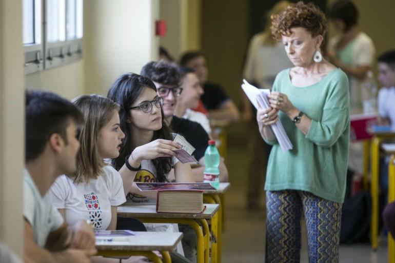 Gli studenti italiani tra i più stressati al mondo