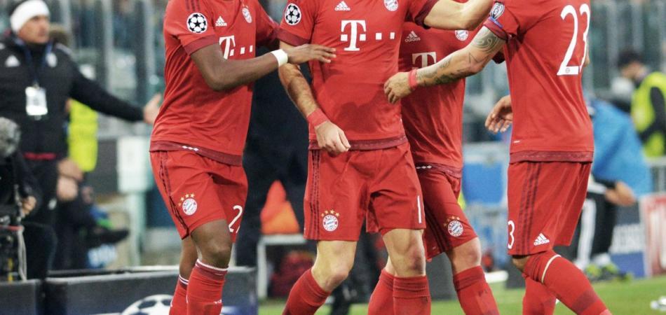 Real Madrid-Bayern Monaco
