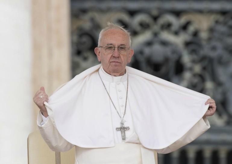 Papa Francesco oroscopo