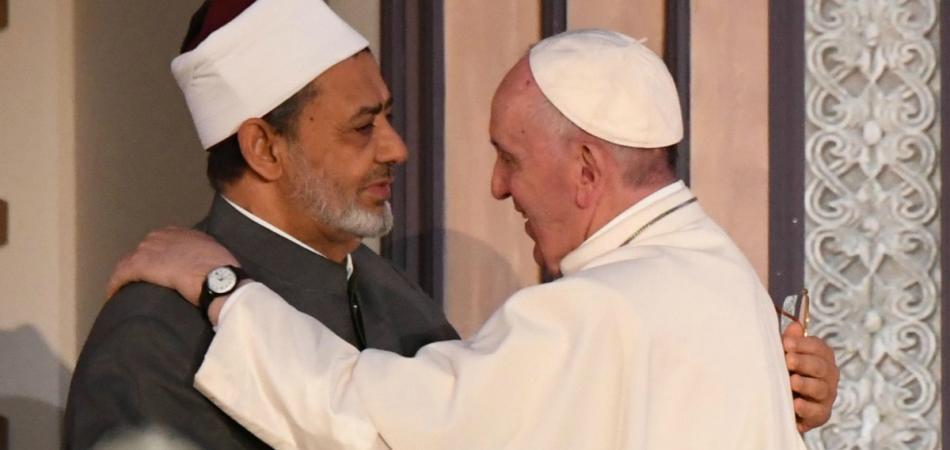 Papa in Egitto