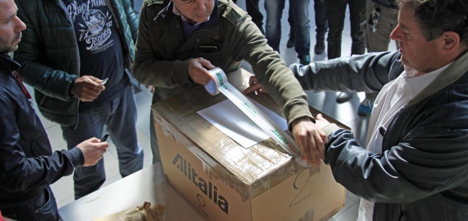 Referendum Alitalia