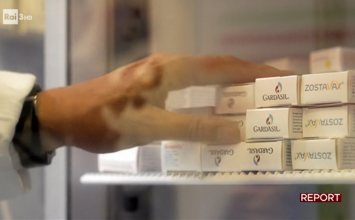 vaccino anti-papilloma virus