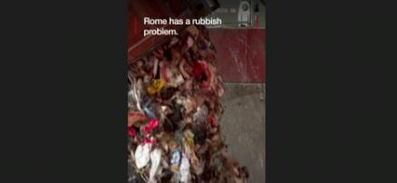 roma austria rifiuti