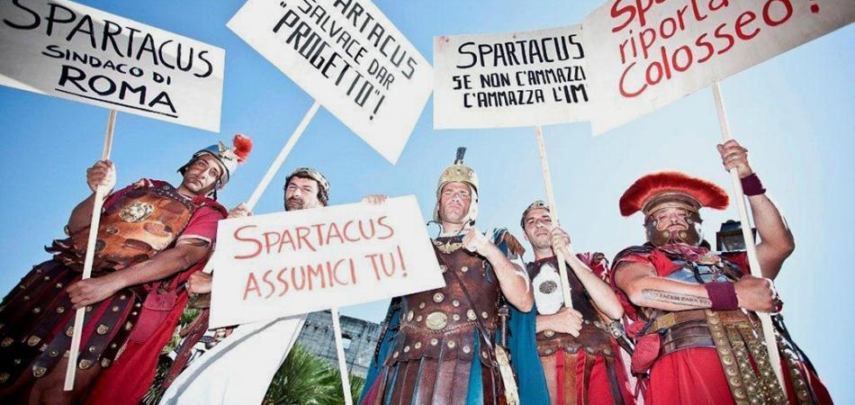 roma centurioni