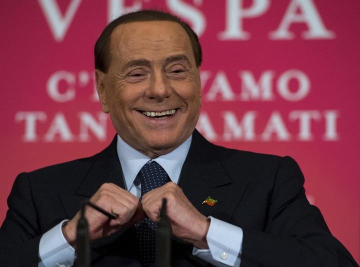 Che spavento per Berlusconi in vacanza a Portofino