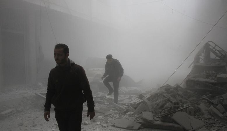 strage gas siria