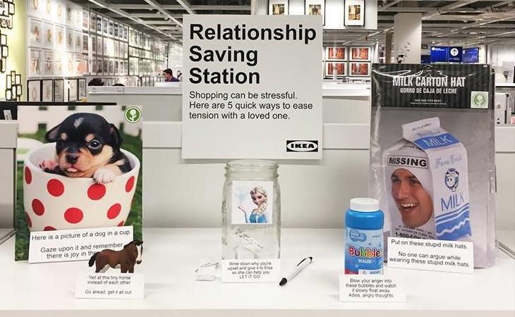 Ikea animali