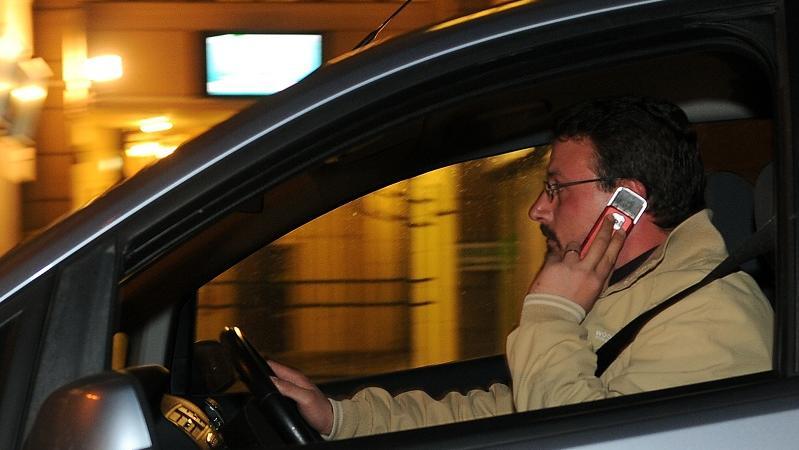 telefonino alla guida