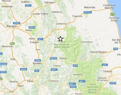 Terremoto Centro Italia, ancora scosse nelle Marche e in Abruzzo