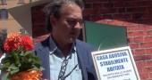 Ddl Falanga, i Verdi costruiscono una casetta abusiva al Pantheon | VIDEO
