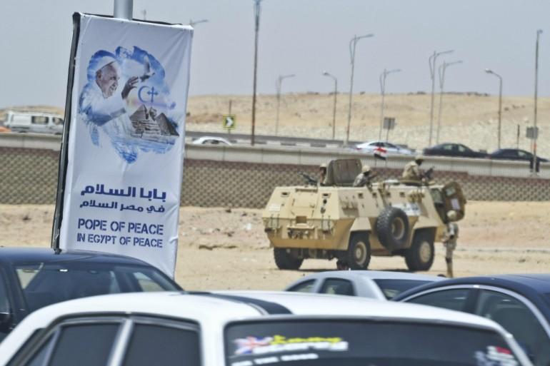 Attacco a bus copti in Egitto, 35 morti